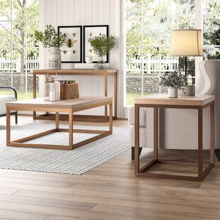Juliana 3 Piece Coffee Table Set