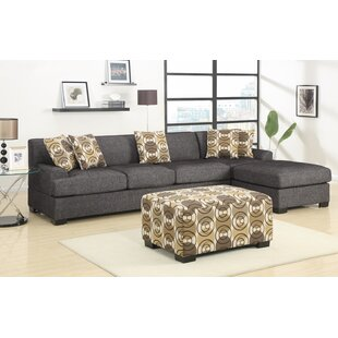 Reversible Sectional by Infini Furnishings Cool