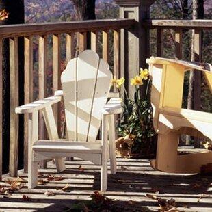 Fanback Kid's Chair