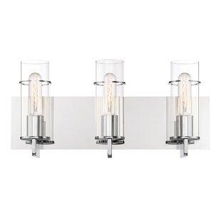 Hamon 3-Light Vanity Light by Williston Forge