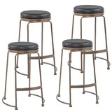 26 Bar Stool (Set of 4) by 17 Stories