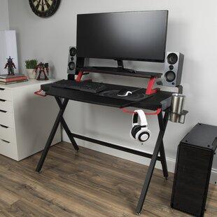 Surprising Pc Gaming Desk Wayfair Ca Download Free Architecture Designs Momecebritishbridgeorg