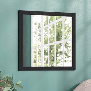 Brayden Studio Rectangle Vanity Wall Mirror