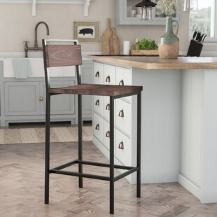 Bonnes Bar Stool by Laurel Foundry Modern Farmhouse