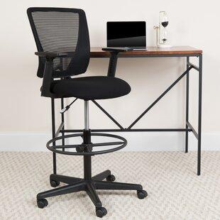 Yamashita Mesh Drafting Chair