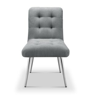 Nicia Armless Slipper Chair by Brayden Studio