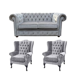 Patterson 2 Seater Sofa And Armchair Set