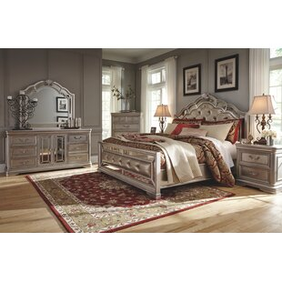 Goldberg Panel Configurable Bedroom Set by Fleur De Lis Living