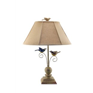 Bargain Carneys Fly Away Together 23 Table Lamp By August Grove