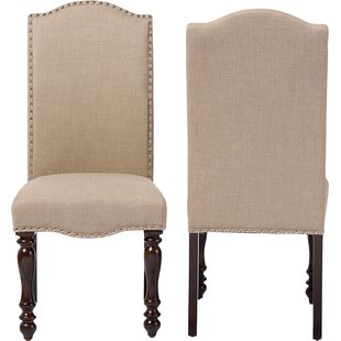 Baxton Studio Side Chair (Set of 2) by Wh..