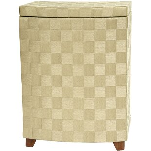 Oriental Furniture Wicker Laundry Hamper