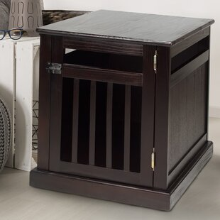 Tucker Murphy Pet Jester Wood Slats Pet Crate