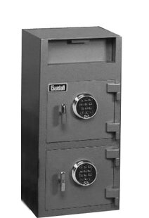 Economical Depository Safe: Electronic Lock by