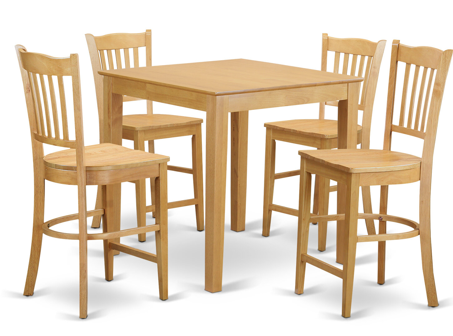 Terrific 5 Piece Counter Height Pub Table Set Onthecornerstone Fun Painted Chair Ideas Images Onthecornerstoneorg