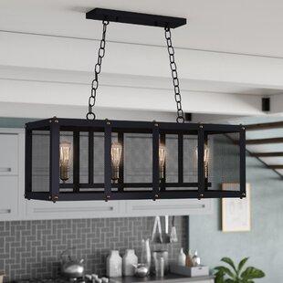 17 Stories Juniper Linear 4-Light Kitchen..