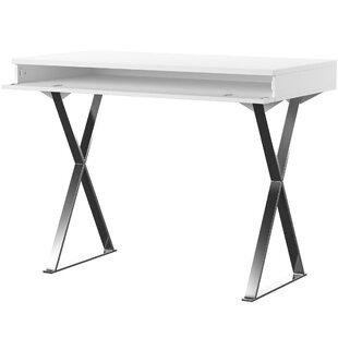 Fedler 1 Drawer Writing Desk by Mercury Row