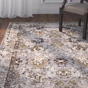 Compare & Buy Jepson Silver/Beige/Charcoal Area Rug By Astoria Grand