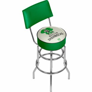 Vault of American Football 31 Swivel Bar Stool Trademark Global