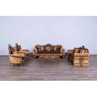 Astoria Grand Cloyd 3 Piece Coffee Table Set