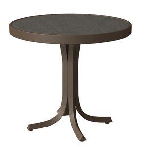 Tropitone Raduno Round Aluminum Coffee Table