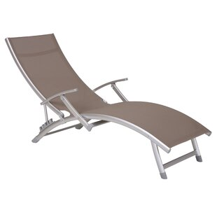 Mared Reclining Sun Lounger Image