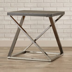 Best Choices Mauer End Table ByBrayden Studio