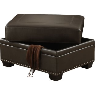 Louis Storage Ottoman by A..