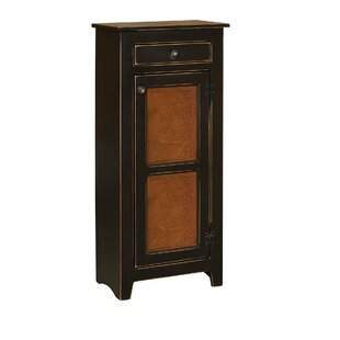 Reviews Ranchester 1 Drawer Rectangular Accent Cabinet ByAugust Grove