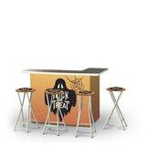 Yeet Halloween Trick or Treat Ghost 5-Piece Bar Set