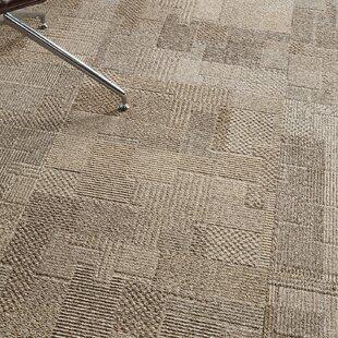 Carpet tiles youll love wayfair franconia 24 x 24 carpet tile in worldly by mohawk flooring tyukafo