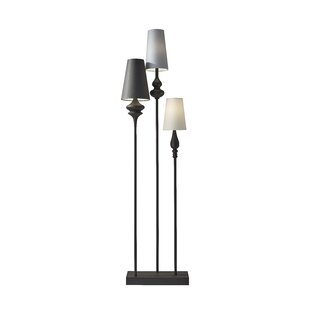 Online Reviews Jasmine 64 Floor Lamp By Adesso