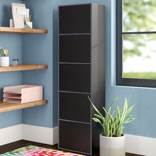 Alfreda 5 Door Storage Cabinet by Rebrilliant