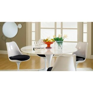 Kemble Marble 5 Piece Dining Set Latitude Run