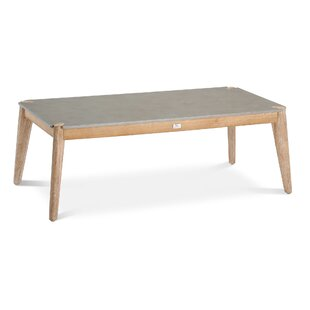 Eva Wooden Coffee Table By Isabelline