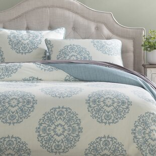 Naples 3 Piece Duvet Cover Set