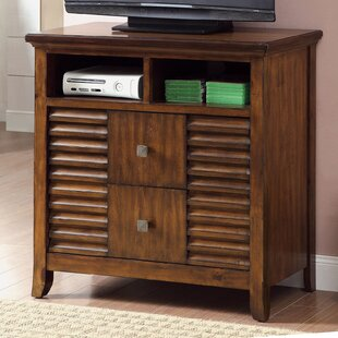 Tora 2 Drawer Media Chest
