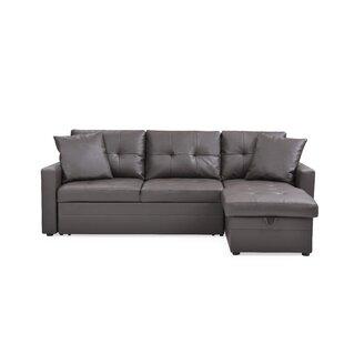 Ebern Designs Clarke Sleeper Sectional