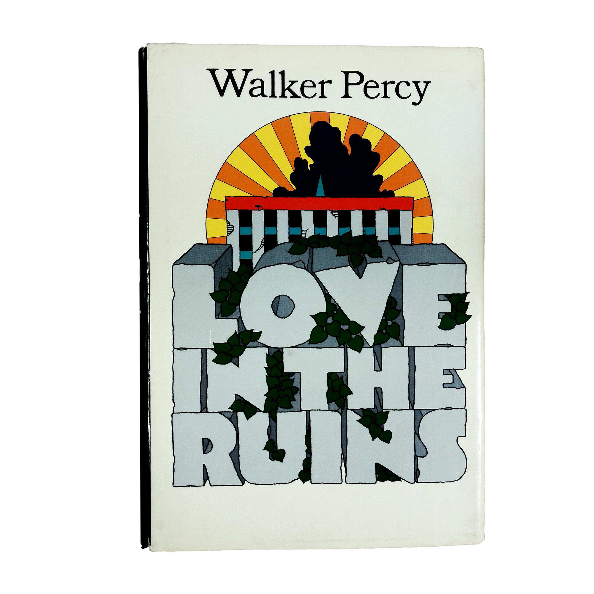 Booth Williams Love In The Ruins Decorative Book Wayfair
