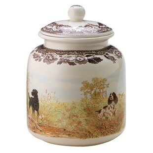 Woodland 3 qt. Pet Treat Jar