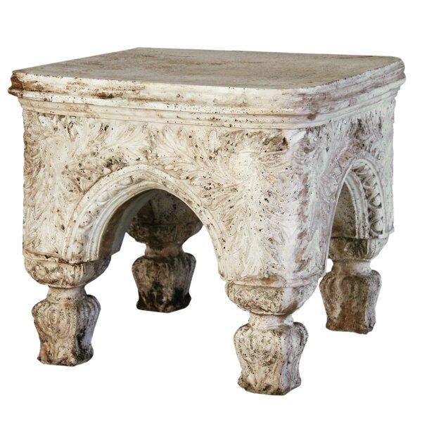 White Decorative Pedestals Wayfair