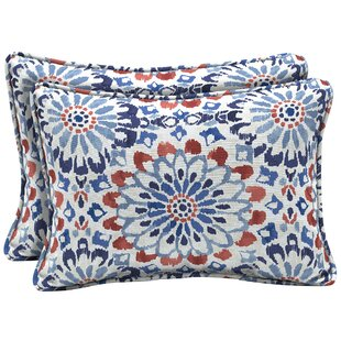 Dorrington Outdoor Lumbar Pillow (Set of 2)