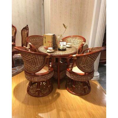 CleanlightLtd. 5 Piece Dining Set