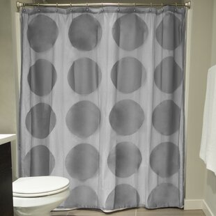 Read Reviews Aries Lace Shower Curtain By Wrought Studio