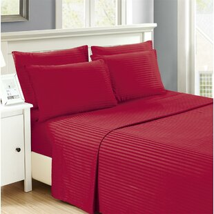 Hobart Stripped Sheet Set