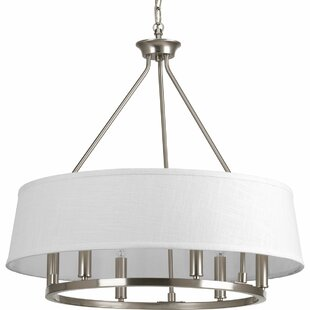 Union Rustic Hughett 6-Light Chandelier