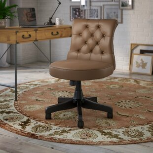 Ironworks Mid Back Tufted Task Chair