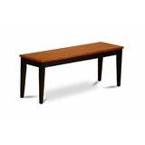 Teressa Wood Bench by Alcott Hill®