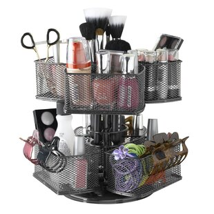 Nifty Home Products Makeup Carousel