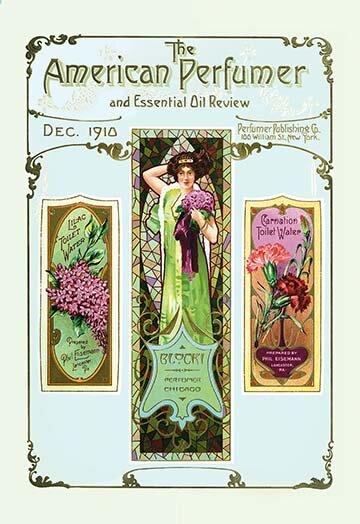 Buyenlarge American Perfumer And Essential Oil Review December 1910 Vintage Advertisement Wayfair
