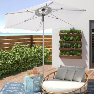 Belgr Market Umbrella by Bay Isle Home Best #1